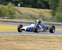Edward VanTassel with 1970 Titan Mk6 in Group 2 - Open Wheel Prior to 1973 at the 2015 Portland Vintage Racing Festival at Portland International Raceway