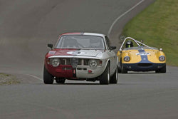Dave Kingstone - 1967 Alfa Romeo GT<Insert Driver and Car Caption>>