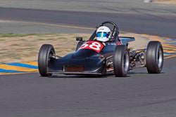 Steven Egger - 1979 Lola  T540 in Group 6 - Formula Ford
