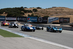 HMSA LSR II with Group 1 in Group 1  at the 2016 HMSA LSR II - Mazda Raceway Laguna Seca