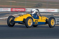 Steve Jeffords - 1954 Cooper Mk. VIII JAP in Group 1 - 1959-65 Sports Racing Cars at the 2017 CSRG Charity Challenge run at Sonoma Raceway