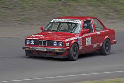 Martin Berryman - 1988 BMW325i in Group 8 at the 2017 SOVREN Pacific Northwest Historicsrun at Pacific Raceways