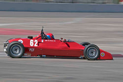 Duke Waldrop - 1973 Titan Mk9b in Group 2 at the 2017 SVRA Portland Vintage Racing Festivalrun at Portland International Raceway