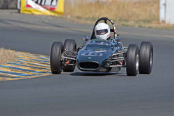 George Jewett - Merlyn Mk11 FF in Open Wheel Cars -1600cc Twin Cam or Less - Group 4 at the 2017 SVRA Sonoma Historic Motorsports Festivalrun at Sonoma Raceway