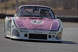 Ranson Webster - 1976 Porsche 935 K3 in 1970-79 IMSA GT Cars - Group 12 at the 2017 SVRA Sonoma Historic Motorsports Festivalrun at Sonoma Raceway