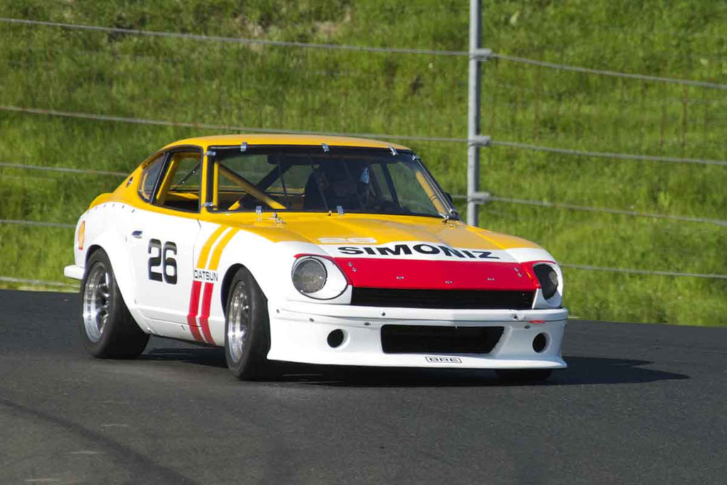 John Murray 1971 Datsun 240z Group 8 2017 Csrg David