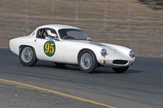 Steven Mavromihalis - 1962 Lotus 14 in Group 1 -  at the 2016 Charity Challenge - Sonoma Raceway