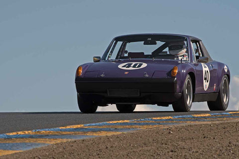 Jon Wactor - 1970 Porsche 914/6 GT in Group 8 -  at the 2016 Charity Challenge - Sonoma Raceway