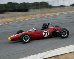 Jonathan Burke - 1965 Brabham BT14 in Group 7  at the 2016 HMSA Spring Club Event - Mazda Raceway Laguna Seca