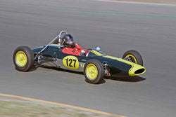 Jack Fitzpatrick - 1963 Lotus 27 Fr JR in Group 1 - 1959-65 Sports Racing Cars at the 2017 CSRG Charity Challenge run at Sonoma Raceway