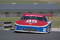 Philip Mendelovitz - 1989 Nissan 240sx in 1982-91 Historic IMSA GTO/SCCA Trans Am Cars and Stock Cars - Group 13 at the 2017 SVRA Sonoma Historic Motorsports Festivalrun at Sonoma Raceway