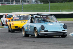 Tom Clarke - 1967 Porsche 911 - Group 8 at the 2017 Brickyard Vintage Racing Invitational run at Indianapolis Motor Speedway