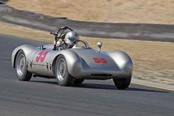 Cameron Healy - 1953 Porsche Cooper Pooper in Group 1 -  at the 2016 Charity Challenge - Sonoma Raceway