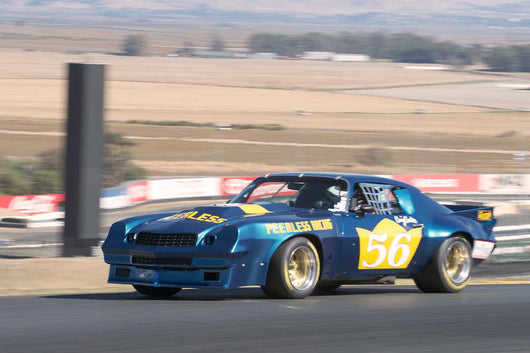 John Hildebrand - 1970 Chevrolet Camaro in Group 8 -  at the 2016 Charity Challenge - Sonoma Raceway