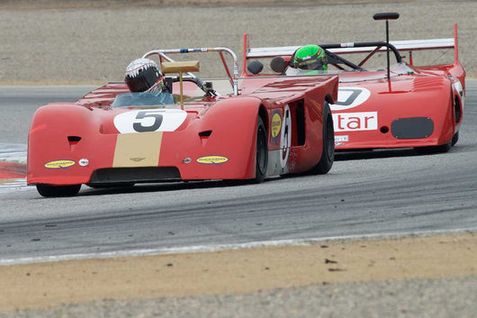 005withDSC in Group 6A  at the 2016 Rolex Monterey Motorsport Reunion - Mazda Raceway Laguna Seca