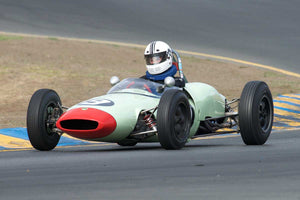 Carl Moore - 1962 Lotus 22 Form Jr. in Group 5 -  at the 2016 Charity Challenge - Sonoma Raceway