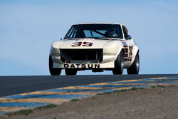 Glenn Chiou with 1970 Datsun 240Z  in Group 12 at the 2016 SVRA Sonoma Historics - Sears Point Raceway