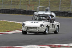Robert Scollard - 1963 Triumph Spitfire in Group 1 at the 2016 SOVREN Columbia River Classic - Portland International Raceway