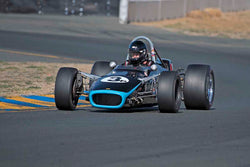 Bruce Sevier - 1968 Lola T140 in Group 7 - F1, F5000, Formula Atlantic & FIA Gp 6&7 at the 2017 CSRG Charity Challenge run at Sonoma Raceway