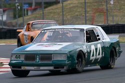 Sam Moses with 1982 Oldsmobile Cutlass in Group 6 & 10 -  at the 2016 Portland Vintage Racing Festival - Portland International Raceway