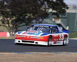 Brody Blain with 1989 Oldsmobile TransAm in Group 13 - 1982-1991 Historic IMSA GTO/SCCA Trans-Am at the 2015 Sonoma Historic Motorsports Festival at Sonoma Raceway