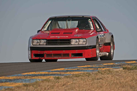 Les Werling - 1982 Mercury Capri in 1982-91 Historic IMSA GTO/SCCA Trans Am Cars and Stock Cars - Group 13 at the 2017 SVRA Sonoma Historic Motorsports Festivalrun at Sonoma Raceway