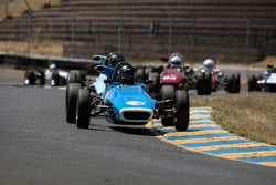 Martin Lauber with 1971 Titan FF in Group 8 -  at the 2016 SVRA Sonoma Historics - Sears Point Raceway
