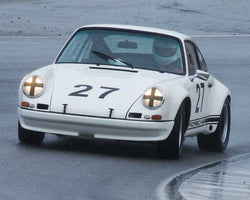 Julian WaltonwithMasters with 1967 Porsche 911 in Group 4  at the 2016 HMSA Spring Club Event - Mazda Raceway Laguba Seca