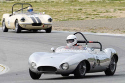 Robert Engberg - 1957 Elva Mk II in Group 1 at the 2017 HMSA Spring Club Event - Mazda Raceway Laguna Seca