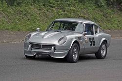 Bart Scott with 1966 Triumph GT6 in Group 2 SOVREN 2016 Pacific Northwest Historics - Pacific Raceway