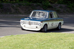 David Murray with 1967 BMW 1600 in Groups 2&3  at the 2016 SOVREN Spring Sprints, Pacific Raceway