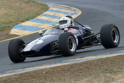Rob Forbes with 1967 Brabham BT21 in Group 8 -  at the 2016 SVRA Sonoma Historics - Sears Point Raceway