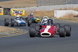 Open Wheel Cars -1600cc Twin Cam or Less/Group 4 at the 2017 SVRA Sonoma Historic Motorsports Festival run at Sonoma Raceway