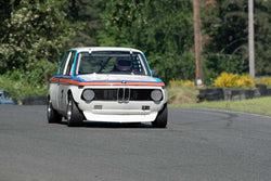 Larry Klamecki with 1969 BMW 2002 in Groups 2&3  at the 2016 SOVREN Spring Sprints, Pacific Raceway