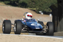 Rob Forbes - 1967 Brabham BT21 in Group A at the 2017 SCRAMP Spring Classic run at Mazda Raceway Laguna Seca
