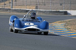 Bob Roth - 1963 Genie MkIV SR in Group 1 -  at the 2016 Charity Challenge - Sonoma Raceway