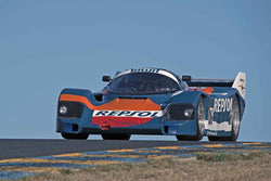 Tom Dooley - 1988 Porsche 962 Group C in 1966-74 Historic CanAM & 1971-79 FIA Cars - Group 11 at the 2017 SVRA Sonoma Historic Motorsports Festivalrun at Sonoma Raceway