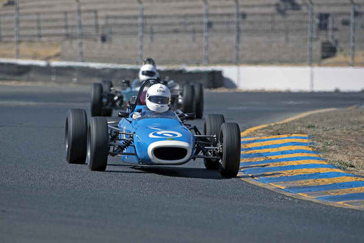 Ross Lindell - 1969 Merlyn Mk11A FF in Group 6 -  at the 2016 Charity Challenge - Sonoma Raceway