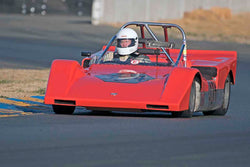 Steve Kupferman - 1967 Bobsy SR4 Sportsracer in Group 4&5 - Small Displacement Sports Racing Cars through 1967 & Formula Junior & Formula Vee open wheel cars at the 2017 CSRG Charity Challenge run at Sonoma Raceway