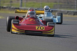 Robert Baker - 1977 Ralt RT-1 in Group 7 at the 2017 CSRG David Love Memorial - Sears Point Raceway