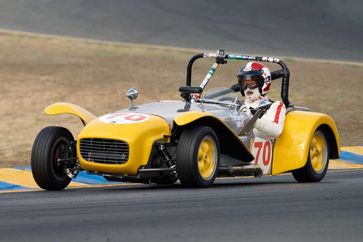 Enrico Tenni - 1961 Lotus Seven in Group 1 -  at the 2016 Charity Challenge - Sonoma Raceway