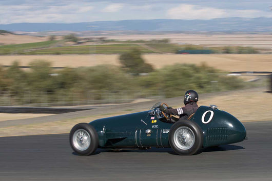 Mark Sange - 1952 HWM Grand Prix Tasman in Group 1 -  at the 2016 Charity Challenge - Sonoma Raceway