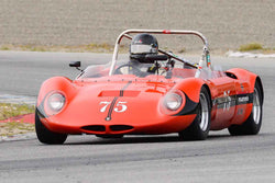 Neil Alexander - 1964 Porsche Platypus in Group 3 at the 2017 HMSA Spring Club Event - Mazda Raceway Laguna Seca
