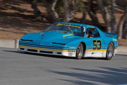 Ken Epsman - 1984 Pontiac Firebird in Group 7B - 1973 1991 IMSA GTU, GTO / Trans AM Cars at the 2017 Rolex Monterey Motorsport Reunion run at Mazda Raceway Laguna Seca
