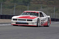 Keith Frieser - 1984 Mercury Capri in Group 7B - 1973 1991 IMSA GTU, GTO / Trans AM Cars at the 2017 Rolex Monterey Motorsport Reunion run at Mazda Raceway Laguna Seca