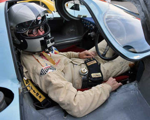 Chris MacAllister with 1969 Porsche 917K in Group 4 - Weissach Cup at the 2015 Rennsport Reunion V, Mazda Raceway Laguna Seca