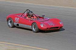 Tom Claridge - 1965 Crossle C9S-27 in Group 1 - 1959-65 Sports Racing Cars at the 2017 CSRG Charity Challenge run at Sonoma Raceway