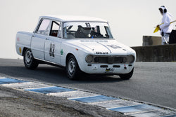 Edward Lauber - 1967 Alfa Romeo Giulia Super in Group 6 at the 2017 HMSA Spring Club Event - Mazda Raceway Laguna Seca