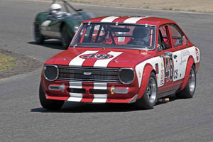Kevin Shaha - 1967 Toyota Sprinter in Group 1B/2A at the 2017 SOVREN Pacific Northwest Historicsrun at Pacific Raceways