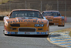 Bill Ockerlund - 1991 Chevrolet Camaro in 1982-91 Historic IMSA GTO/SCCA Trans Am Cars and Stock Cars - Group 13 at the 2017 SVRA Sonoma Historic Motorsports Festivalrun at Sonoma Raceway